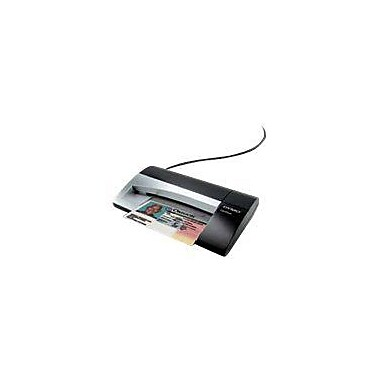 CardScan 1812034 Image Capture Business Card Scanner, Black/Gray
