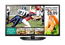 LG Electronics 32LN549E 32' Diagonal 720P 1080 Ezsize LED HD Television
