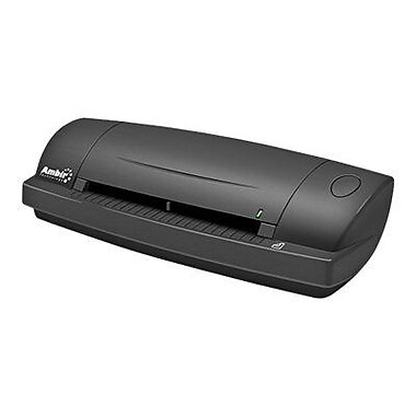 Ambir DS687-AS ID Card Scanner, Black