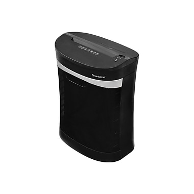 Gear Head™ PS1200CX Home/Office 12 Sheet Cross Cut Shredder With CD/DVD Slot, Black