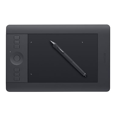 WACOM® Intuos Pro Small Pen Tablet, Black