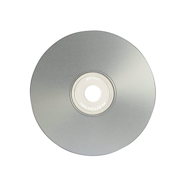 Verbatim 95159 700 MB CD-RW Spindle, 50/Pack