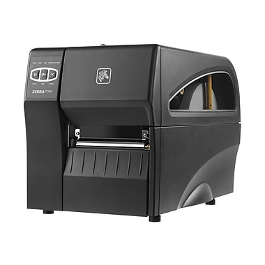 Zebra Technologies® ZT220 DT 203 dpi Industrial Printer 10.9in.(H) x 9.5in.(W) x 17in.(D)