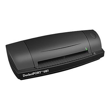 Ambir Docketport 687 - Sheetfed Scanner - DP687
