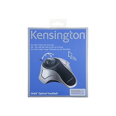 Kensington® K64327 Wired Optical Trackball