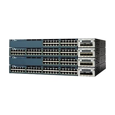 Cisco® WS-C3560X-24T-L Catalyst Ethernet Switch, 24 Ports