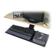"Kensington® Adjustable Keyboard Platform, Black/Graphite Gray, 30 1/2""(W) x 10""(D) Mouse"
