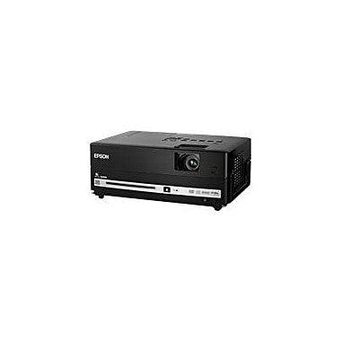 Epson MovieMate V11H412020 WXGA 3LCD Business Projector, Black