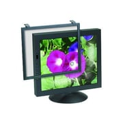 "3M™ LCD & CRT/Monitors 15"" Anti-Glare Computer Filter, Black"