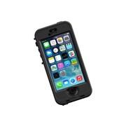 LifeProof® Nuud Case For iPhone 5S, Black/Smoke