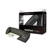 Penpower WorldCard Color SW-OCR-0012 Business Card Scanner, Black