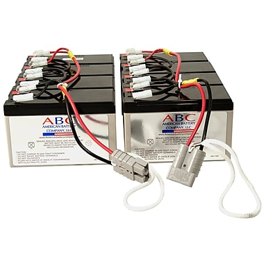 ABC APC RBC12 12 VDC UPS Replacement Battery
