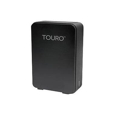HGST Touro™ 0S03396 Portable External Hard Drive, 4 TB