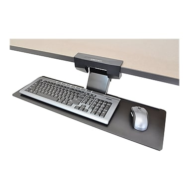 Ergotron® Neo-Flex® Underdesk Keyboard Arm, Black