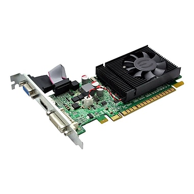 EVGA® GeForce GT 620 1GB PCI-Express Plug-In Graphic Card