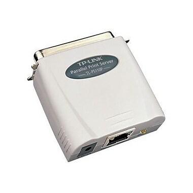 TP-LINK TL-PS110P Single parallel port fast ethernet Print Server, E-mail Alert, Internet Printing Protocol (IPP) SMB
