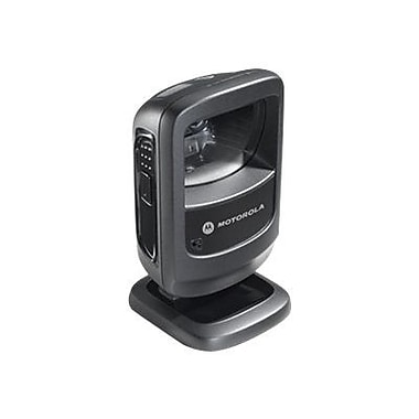 MOTOROLA Desktop Midnight Barcode Scanner, Black
