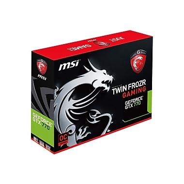 msi GeForce GTX 770 PCIE 2GB 7010Mhz Graphic Card