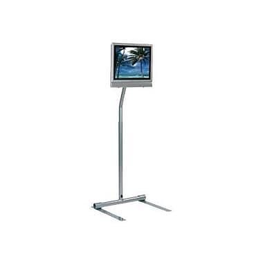 Peerless-AV LCFS-100 Floor Stand for 10-30in. Monitor, Black