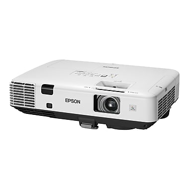 Epson V11H490020 XGA Business Projector, White