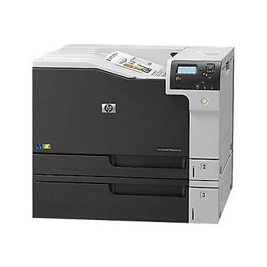 HP® LaserJet Enterprise M750dn Wired High-Volume Color Laser Printer, Black/Gray