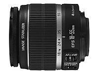 Canon EF-S 2042B002 18-55 mm f/3.5-5.6 Zoom Lens For Canon EOS SLR Cameras