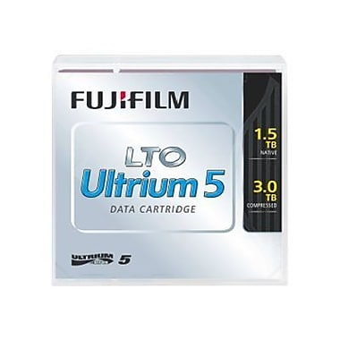 Fujifilm 16008030 1.5 TB LTO Ultrium 5 Data Cartridge