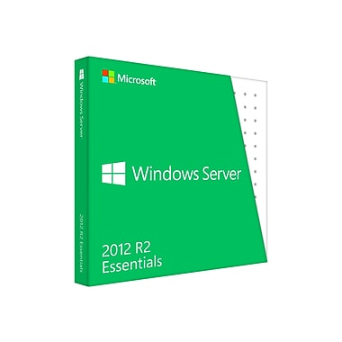 Microsoft Windows Server 2012 R2 Essentials Software