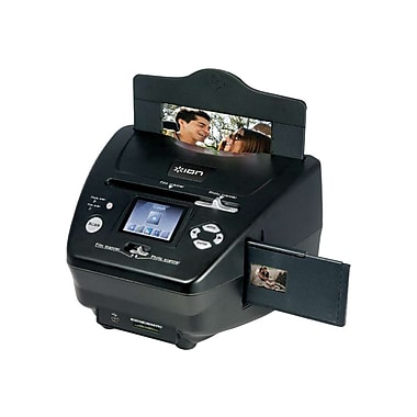 Ion PICS 2 SD - Film Scanner (35 Mm) - PICS2SD - Black
