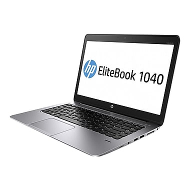 HP EliteBook Folio 1040 G1 - 14in. - Core i7 4600U - Windows 7 Pro 64-bit/Windows 8.1 Pro downgrade - 8 GB RAM - 256 GB SSD