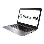 HP EliteBook Folio 1040 G1 - 14 - Core i7 4650U - Windows 7 Pro 64-bit/Windows 8.1 Pro downgrade - 8 GB RAM - 256 GB SSD