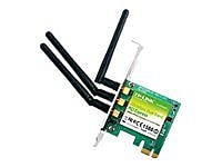 TP LINK TL WDN4800 Dual Band Wireless N900 PCI Express Adapter 2.4GHz 450Mbps 5Ghz 450Mbps Include Low profile Bracket