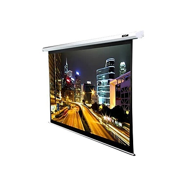 Elite Screens ELECTRIC106X Spectrum Series 106in. Projection Screen, Black Casing