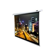 "Elite Screens ELECTRIC85X Spectrum Series 85"" Projection Screen, White Casing"