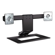 "HP ® AW664UT#ABA 24"" Adjustable Dual Display Stand"