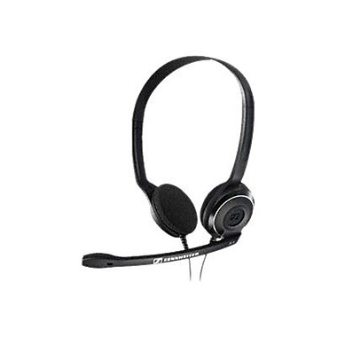 Sennheiser PC 8 USB VOIP Headset, Black