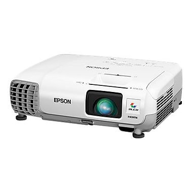 Epson PowerLite V11H577020 XGA Business Projector, White