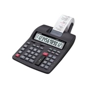 Casio® HR-150TMPLUS Desktop Printing Calculator, Gray