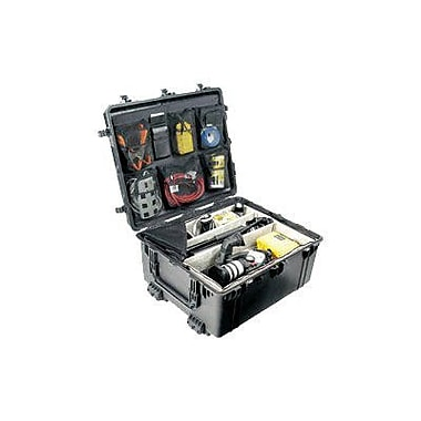 Pelican™ 1690 Transport Case With Foam, Black
