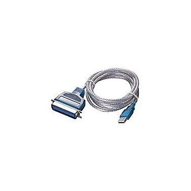 Sabrent 6' USB 2.0 to Parallel Printer Cable Adapter