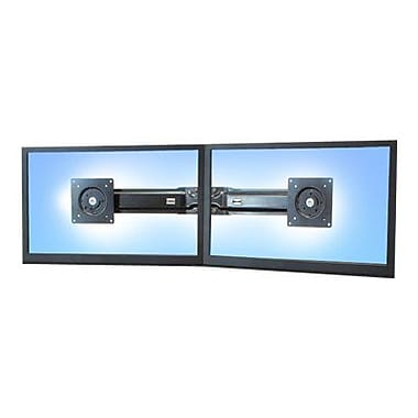 Ergotron 97-783 Dual Monitor & Handle Kit for 17