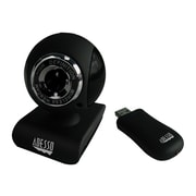 Adesso® Cybertrack V10 Wireless Webcam For USB Receiver, 640 x 480, 1.3 MP
