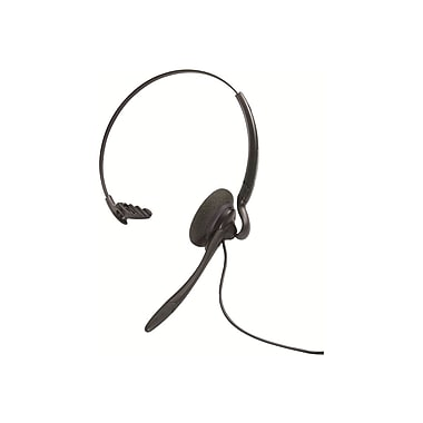 Plantronics® H141N Black Monaural Headset