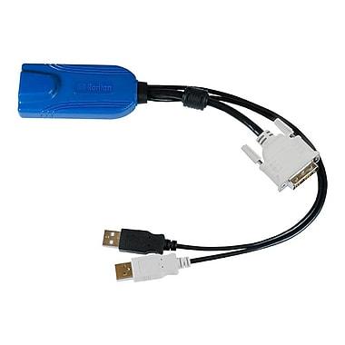 Raritan® D2CIM-DVUSB-DVI Computer Interface Module