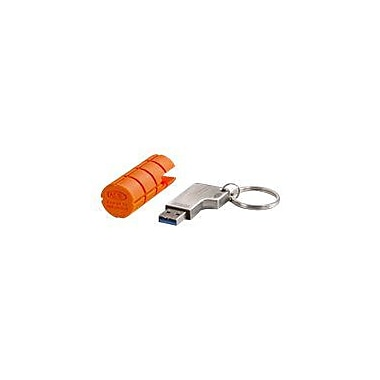 Lacie 9000147 3.0 USB Ruggedkey Flash Drive, 32 GB