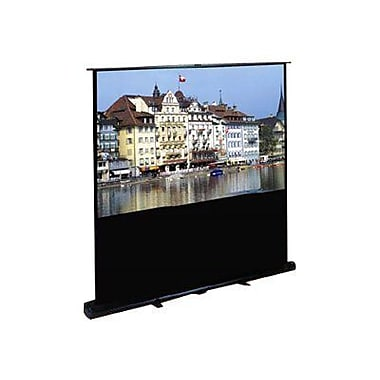 Elite Screens® ezCinema Plus Series 100in. Projection Screen, 16:9, Black Casing