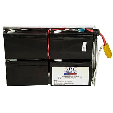 ABC RBC24 9 Ah Replacement Battery Cartridge