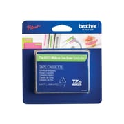 Brother® TZE Label Tape For P-Touch, 0.47(W) x 16.4'(L), Lime Green