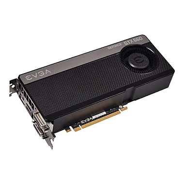 EVGA 02G-P4-2660-KR GeForce GTX 660 GPU Graphic Card With NVIDIA Chipset, 2GB GDDR5 SDRAM
