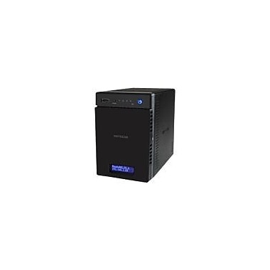 NETGEAR ReadyNAS 314 Diskless Network Attached Storage Server, 2 GB, 110 - 220 VAC